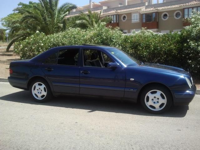 Mercedes benz E230 - Palma de Mallorca